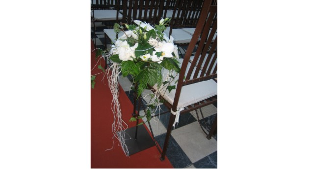 Decoracion bodas civiles allium floristas - Decoracion bodas civiles ...