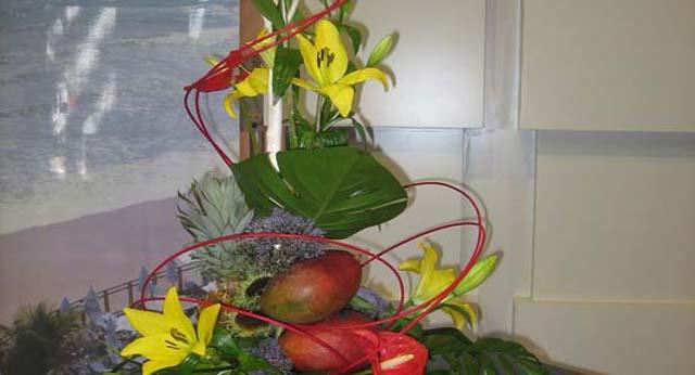 arte floral madrid