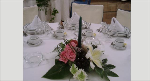Centros de mesa para bodas madrid floristerias bodas - Precios de centros de mesa para boda ...