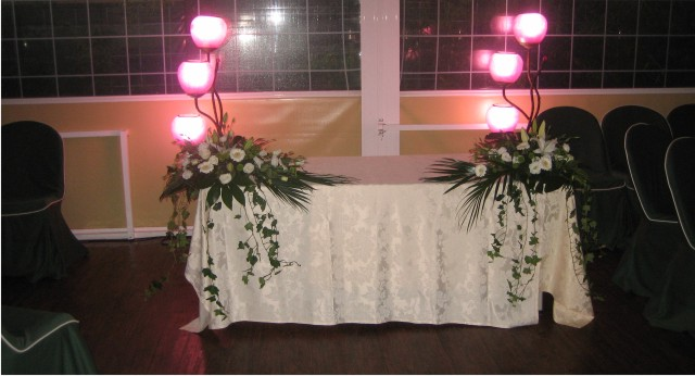 decoracion floral ceremonias interiores