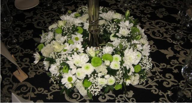 Decoracion Bodas De Oro Allium Floristas
