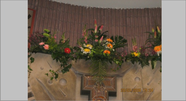decoracion bodas en iglesia madrid
