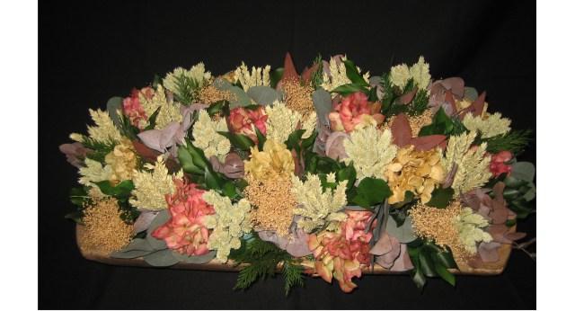 Flores secas allium floristas - Plantas secas decoracion ...